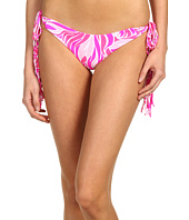 MIKOH SWIMWEAR - Dreamland Long String Side Tie Bikini Bottom
