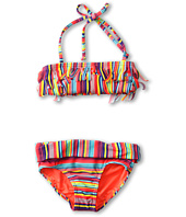 Roxy Kids - Sea Side Fringe Bandeau Set (Toddler/Little Kids)