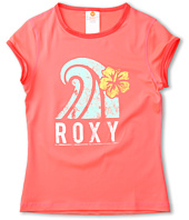 Roxy Kids - Sea Side Summer Breeze Rashguard (Big Kids)