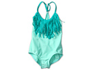 Wild and Free Sporty Fringe One Piece (Big Kids)