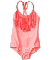 Roxy Kids - Wild and Free Sporty Fringe One Piece (Big Kids)