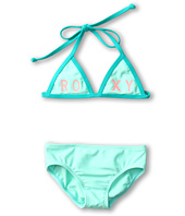 Roxy Kids - Wild and Free Tiki Triangle Set (Toddler/Little Kids)