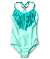 Roxy Kids - Wild and Free Sporty Fringe One Piece (Toddler/Little Kids)