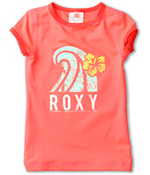 Roxy Kids - Sea Side Summer Breeze Rashguard (Toddler/Little Kids)