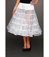 Unique Vintage - Tea Length Petticoat Crinoline Slip