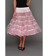 Unique Vintage - Tea Length Petticoat Crinoline Slip