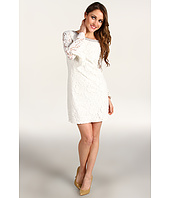 Laundry by Shelli Segal - Stretch Lace Cocktail Dress