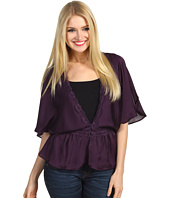 Christin Michaels - Arwa V-Neck Blouse