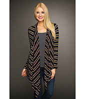 Christin Michaels - Grette Long Sleeve Cardigan