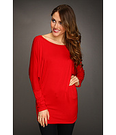 Christin Michaels - Rosalinda Scoop Neck Top