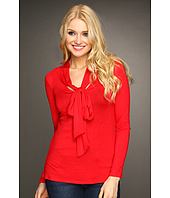 Christin Michaels - Ericka Long Sleeve Top