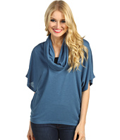 Christin Michaels - Julianne Cowl Neck Top
