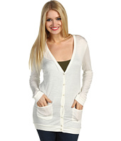 Christin Michaels - Ashlee Button Cardigan