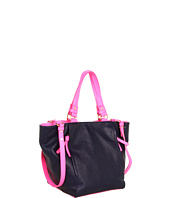 Nanette Lepore - Multi Leather Block Small Tote