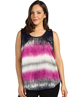 Kenneth Cole New York - Plus Size Printed S/L Tank