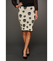 Gabriella Rocha - Gala Skull High Waisted Skirt