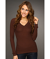 Gabriella Rocha - Mally V-Neck Thermal Top