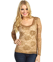 Gabriella Rocha - Ranja Lace Long Sleeve Top