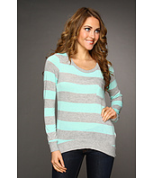 Gabriella Rocha - Lorilee Striped Long Sleeve Top