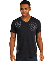 Affliction - Hitch S/S Slub V-Neck Tee