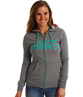 Vans - Path Rasta Zip-up Hoodie