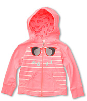 Roxy Kids - Beach Air Hoodie (Toddler/Little Kids)