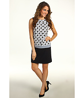 Donna Morgan - Taylor Sleeveless Color Block Dress