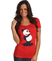 L-R-G - Pucky Panda Scoop Neck Tee