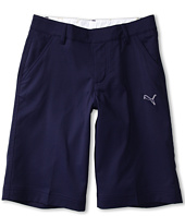 PUMA Golf Kids - Golf Tech Short (Big Kids)