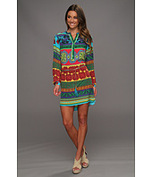 Hale Bob - Dreams of Marrakech Silk Shirt Dress