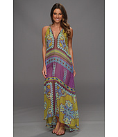 Hale Bob - Honeymoon in Morocco Silk Chiffon Maxi