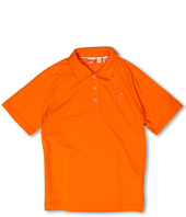 PUMA Golf Kids - Solid Tech Polo (Big Kids)