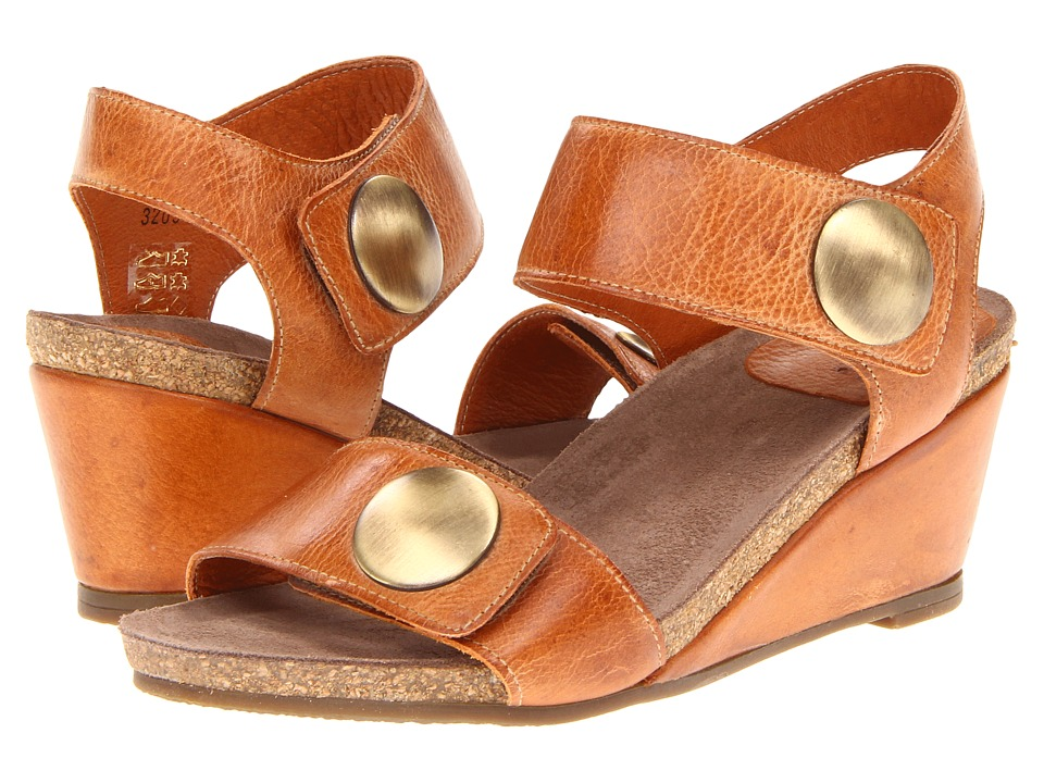 taos Footwear Carousel Burnt Orange Womens Shoes