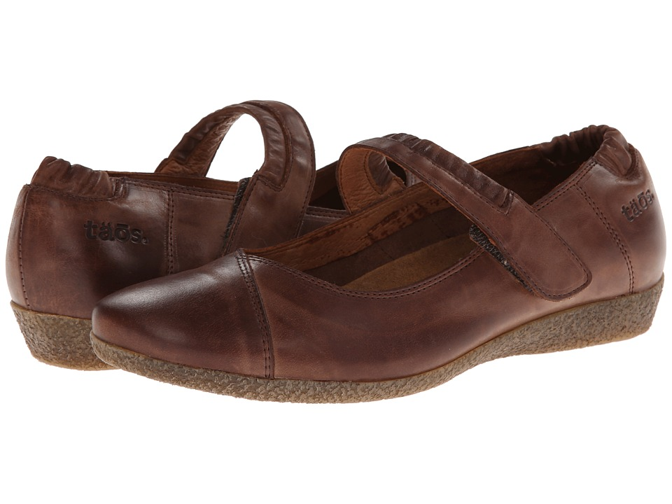 Taos Footwear - UnStrap (Brown) Women