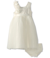 Us Angels - Empire Dress w/ Cascade of Rosettes (Infant)