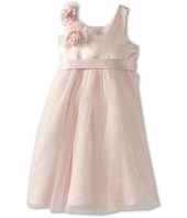 Us Angels - Empire Dress w/ Cascade of Rosettes (Toddler)