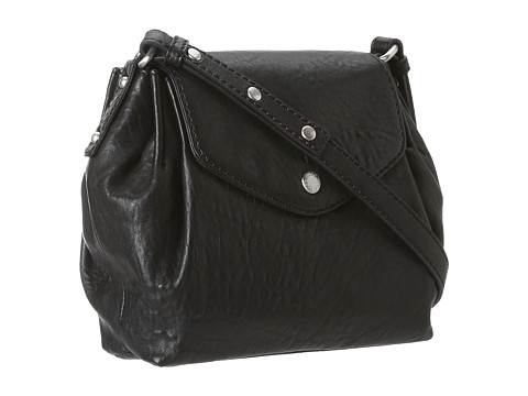 ECCO - Nanjing Bodybag (Black) - Bags and Luggage