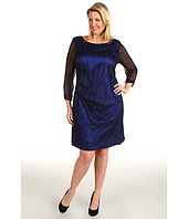 Tahari by ASL Plus - Plus Size Abbie Dress