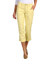 Jag Jeans - Jo Jo Crop in Yellow Mist