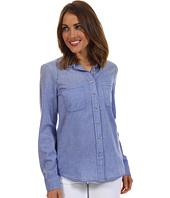 Calvin Klein Jeans - Fitted Chambray L/S Shirt