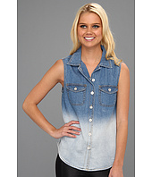 MINKPINK - Blue Collar Denim Shirt