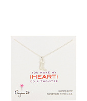 Dogeared Jewels - Heart Two-Step 18