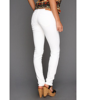 True Religion - Halle Higher Rise Super Skinny Legging in Optic White