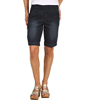 Jag Jeans Petite - Petite Louie Pull-On Bermuda Short in Atlantic Blue