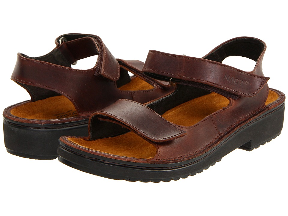Naot Footwear Karenna (Buffalo Leather) Sandals