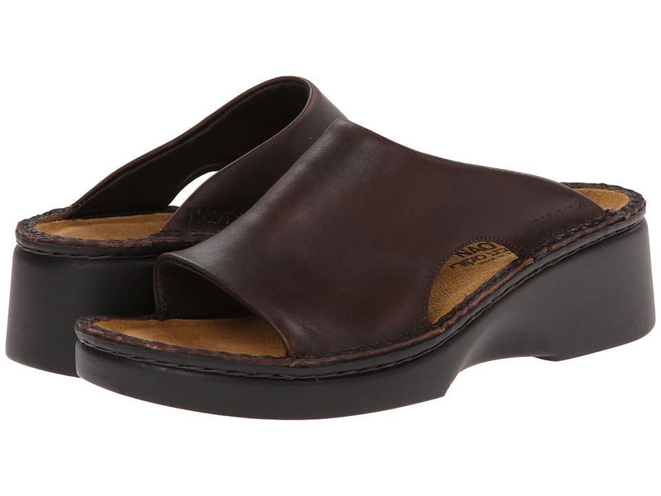 Naot Footwear Rome (Buffalo Leather)