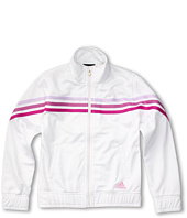 adidas Kids - Pursuit Full Zip Jacket (Little Kids/Big Kids)