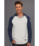 Element - Past Time Hooded Henley Raglan