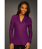 Anne Klein - L/S V-Neck Top