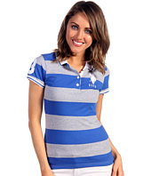 U.S. Polo Assn - Wide Striped Polo
